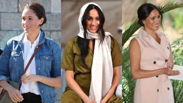 How Meghan Markle's outfits in Africa pushed boundaries