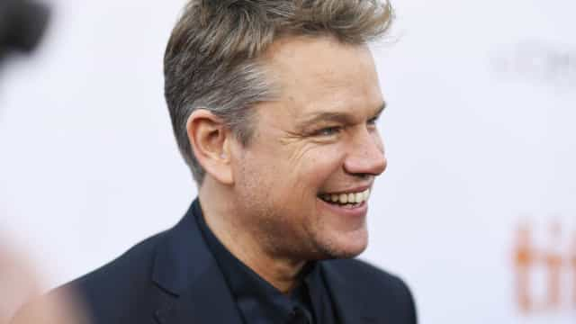 Matt Damon: O bom rebelde de Hollywood