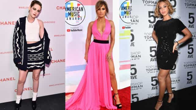 Find out the most flattering celebrity poses