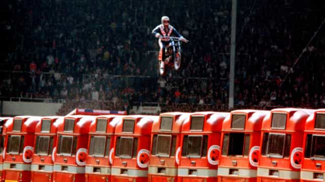 Evel Knievel: Remembering the motorcycle stunt legend