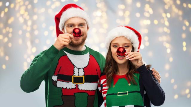 Stygge, rare og i det hele tatt helt vanvittige julegensere
