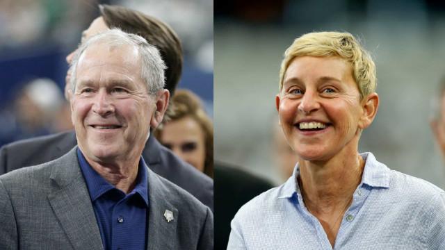 Las sorprendentes amistades entre celebridades y políticos