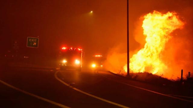El incendio de Saddleridge y otros fuegos trágicos