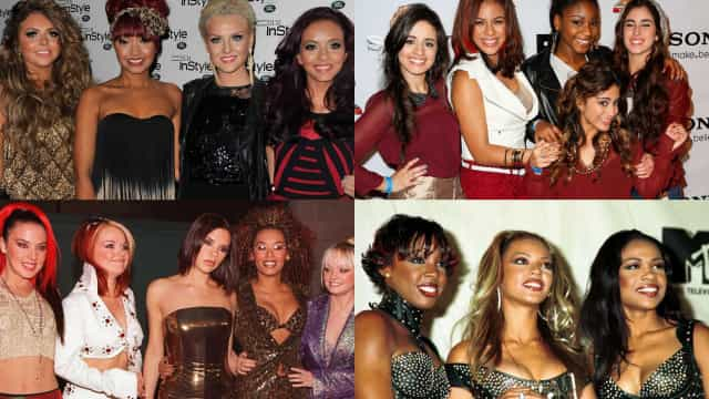 30 of the greatest girl groups of all time