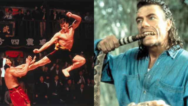 Jean-Claude Van Damme's most iconic signature moves