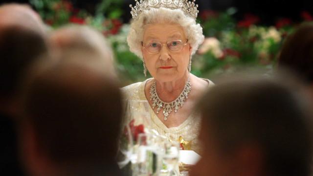 Les aliments interdits par Elizabeth II