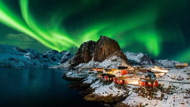 Hvor i Norden vil du tilbringe julen
