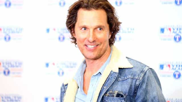 Matthew McConaughey and other celebs who broke the internet