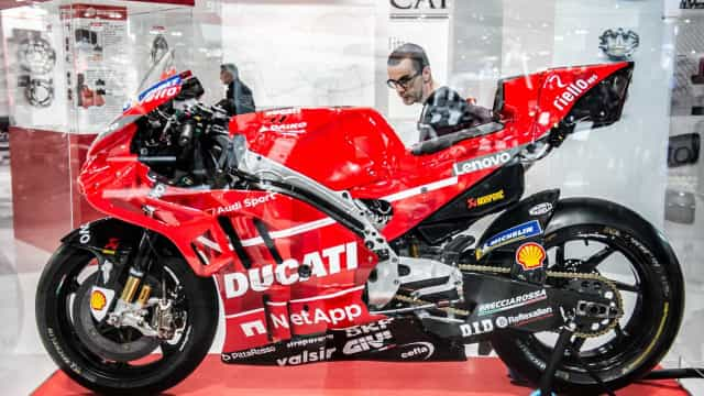 Motorheads: The latest on two wheels at EICMA 2019