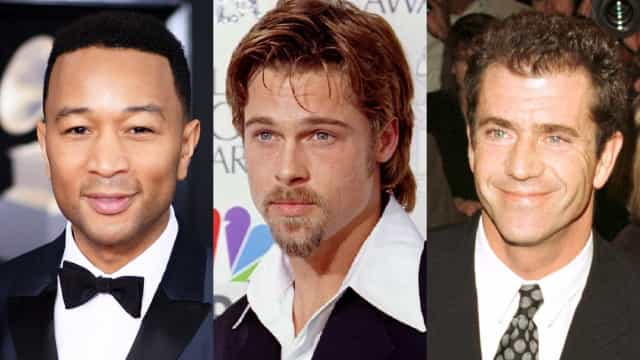 Sexiest Men Alive: People's choices through the years