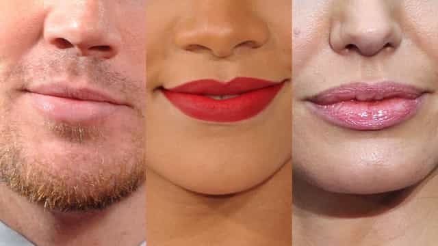 Hollywood's most legendary lips