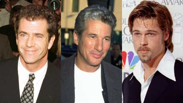Sexiest Men Alive: Then and now