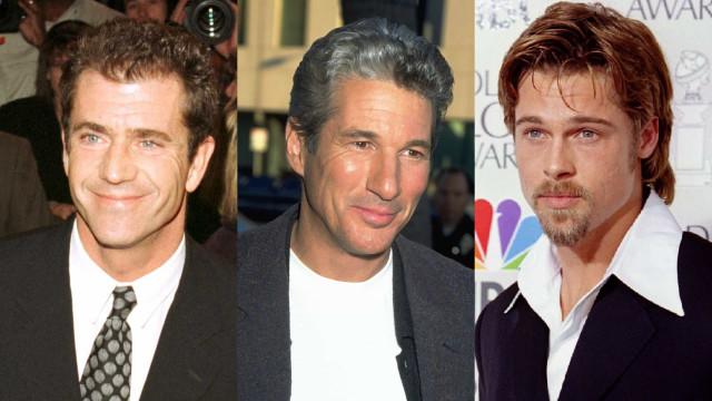 Maailman seksikkäimmät miehet: ennen ja nyt