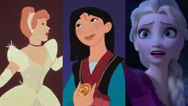 How Disney princesses have changed radically over the years
