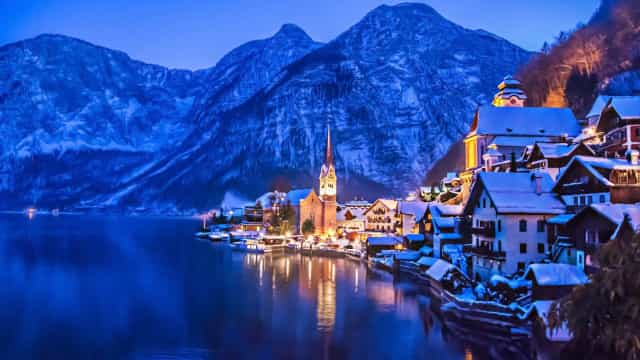 Destinations that are even more beautiful in winter