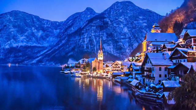 Matkakohteet, jotka ovat kauneimmillaan talvisin
