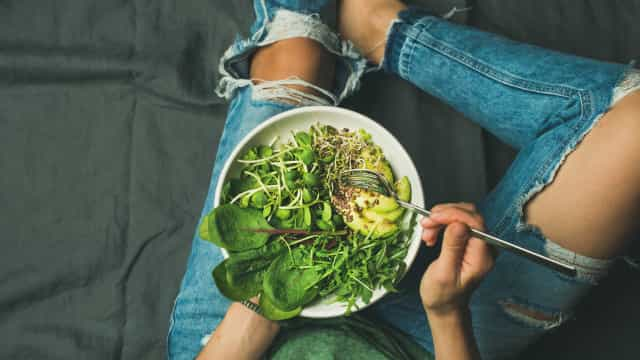 Gehört Abnehmen zu den Vorteil eines veganen Lebensstils?