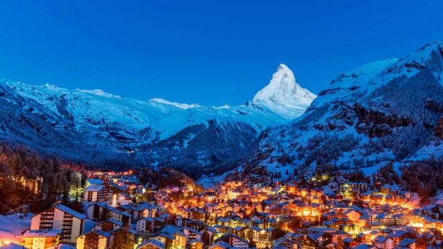 Lähde laskettelumatkalle Zermattiin!