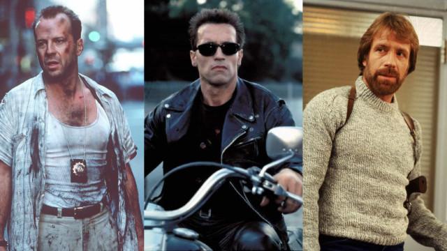 Qu'est-il advenu de ces immenses stars de films d'action?