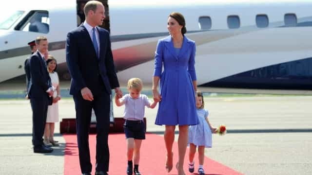 Heir travel: the royal family's secret travel rules