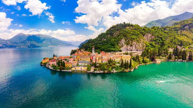 Italian kauneimmat järvet, näitä ei kannata jättää väliin!