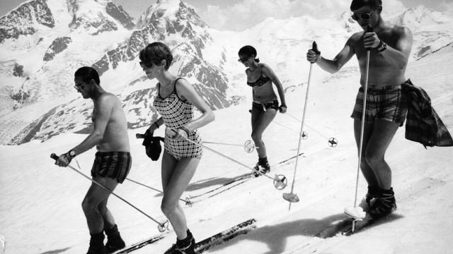 Incredibili foto vintage di inverni passati