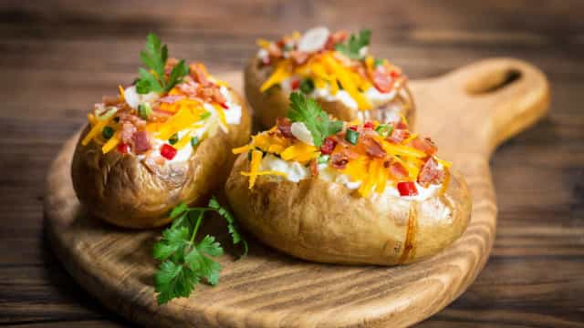 Tasty potato cooking ideas and serving suggestions