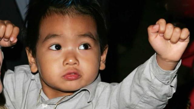 Antes e depois: reconhece os filhos das celebridades?