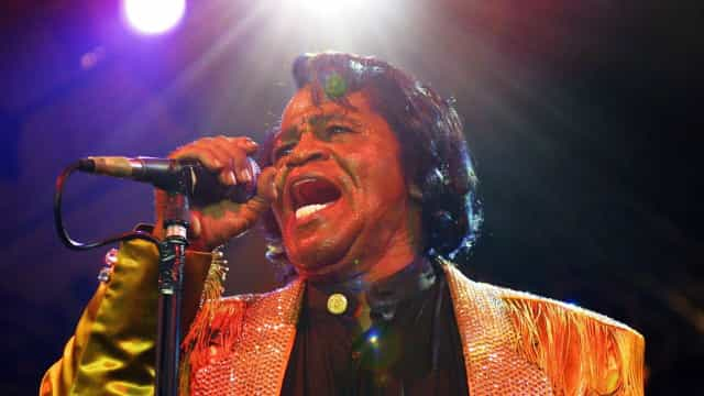 "James Brown: remembering the ""Godfather of Soul"""
