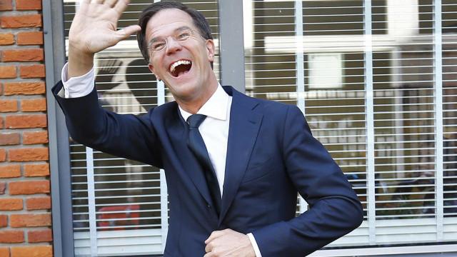 De vele gezichten van Premier Rutte
