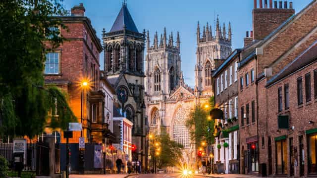 Discover York, one of England's most historic cities