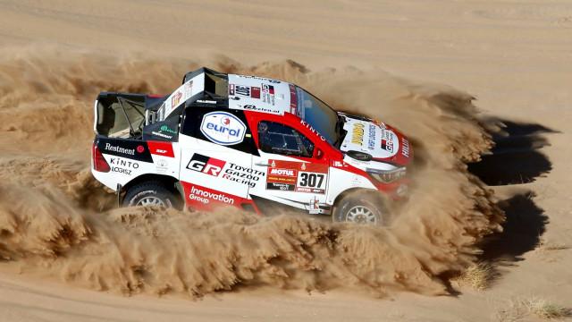 Et årti med Dakar Rally i billeder
