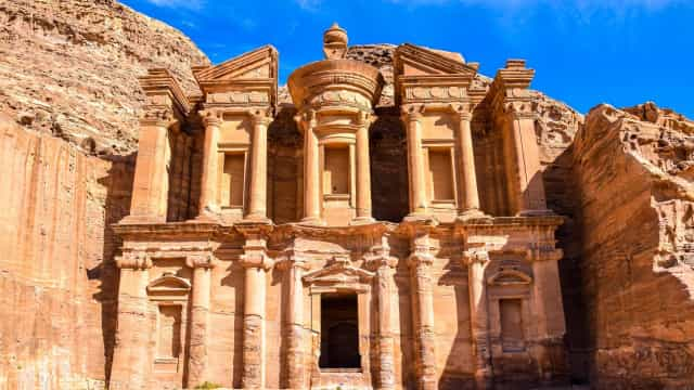 Enjoy a jaunt through Jordan