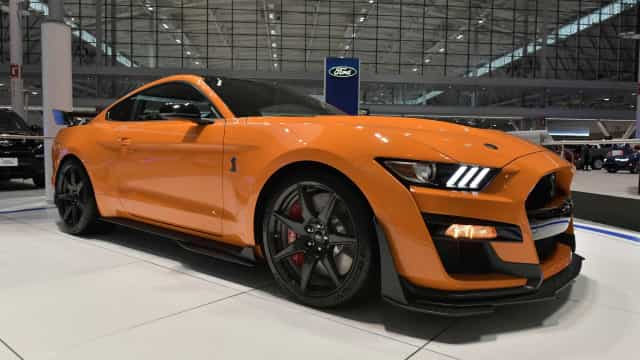 Supercars reign supreme at the New England International Auto Show