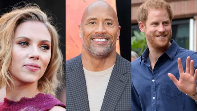 Celebrities born in the year of the rat