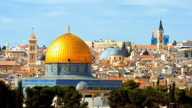 Exploring the fascinating history that is Jerusalem
