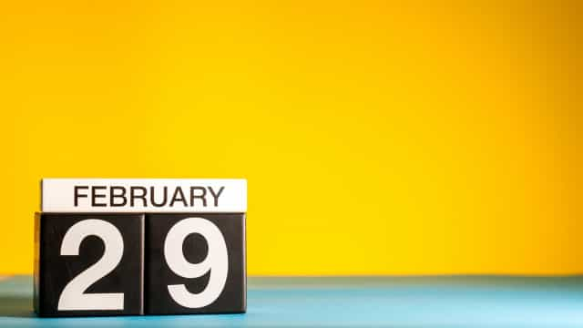 O que tem o dia 29 de fevereiro de tão especial?