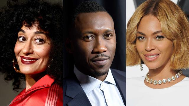 Wie die Stars den Black History Month feiern