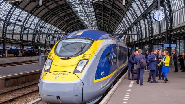 Vanaf eind april kun je per trein op citytrip naar Londen