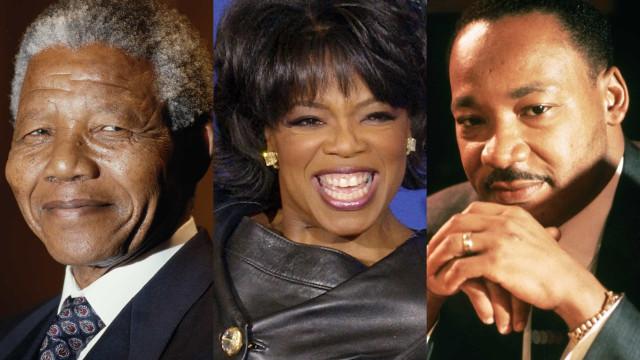 Definierande ögonblick i svart historia