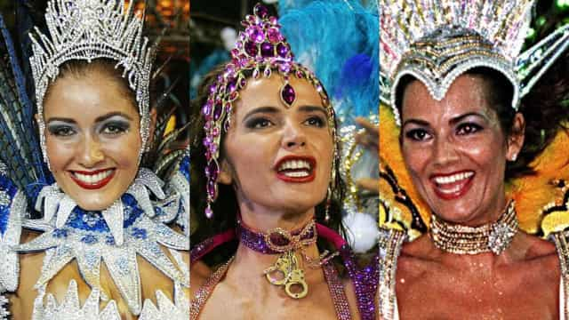 Eternas rainhas: as musas que fazem falta no Carnaval