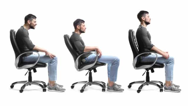10 top tips for improving your posture
