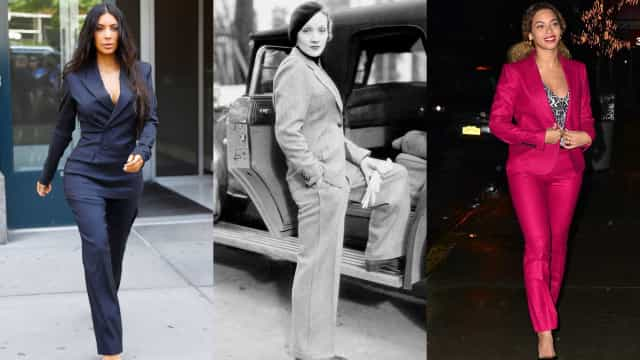 The pantsuit evolution and the women who wear them