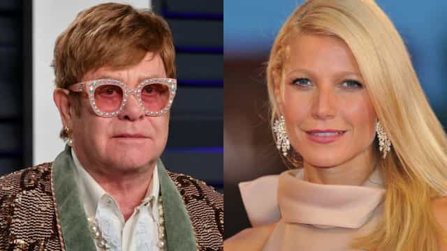 Elton John loves Gwyneth Paltrow's vagina-scented candle