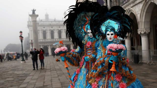 A folia do Carnaval pelo mundo