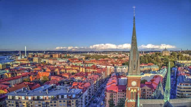 Oplev Gøteborg, Europas grønneste by
