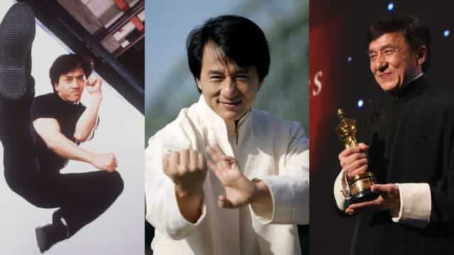 Jackie Chan: From Hong Kong to Hollywood