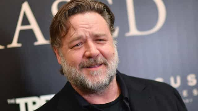 Russell Crowe: a gladiator threatened by terrorists