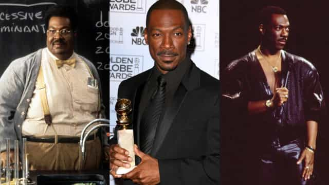 Eddie Murphy's classic comedy moments