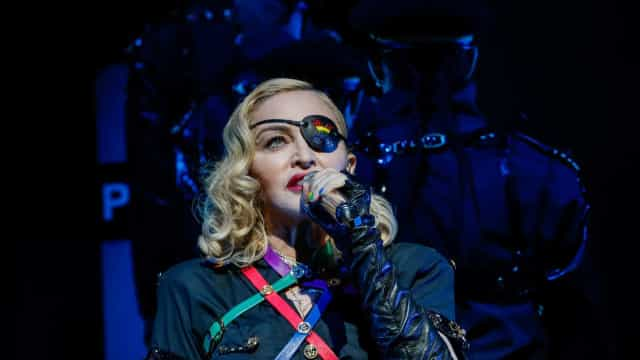 Madonna ja muut artistit, jotka peruuttivat keikkansa terveysongelmien vuoksi